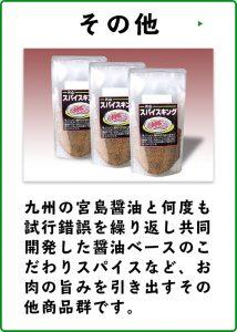 エヌケーフーズ その他商品 スパイス