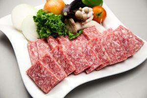 国産牛成型肉